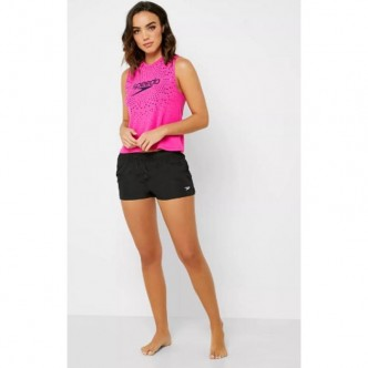 FEMALE SOLID LEISURE 10 WATERSHORT-B, L