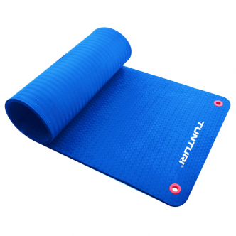 tapis de sol tunturi  Pro 180cm, Blue