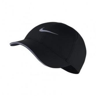W NK DRY AROBILL FTHLT CAP RUN 0320