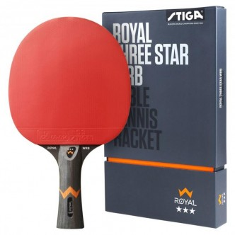 Raquette TT Royal  WRB 3-Star
