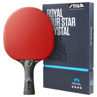 Raquette TT Royal Crystal  4-Star