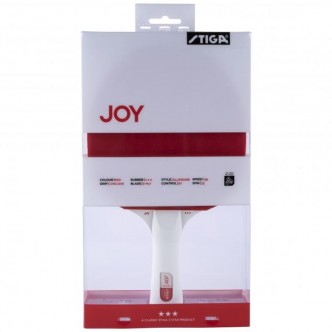 Raquette TT Joy  Rouge