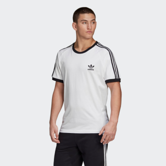 3-STRIPES TEE       WHITE02N