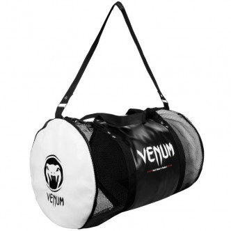 Venum Thai Camp Sports Bag - BlackWhite