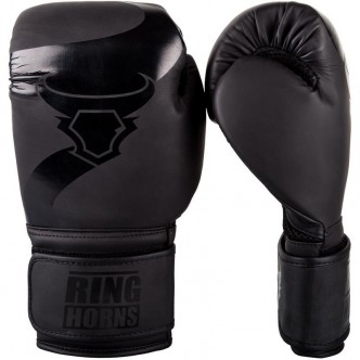 Ringhorns Charger Boxing Gloves - BlackBlack