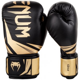 Venum Challenger 30 Boxing Gloves - BlackGold