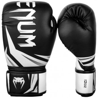 Venum Challenger 30 Boxing Gloves - BlackWhite