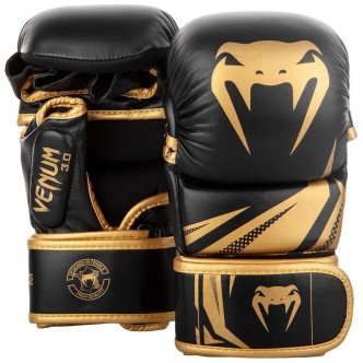 Venum Challenger 30 Sparring Gloves - BlackGold