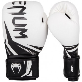 Venum Challenger 30 Boxing Gloves - WhiteBlack