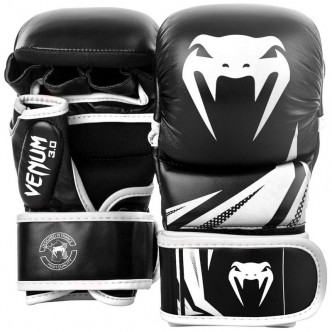 Venum Challenger 30 Sparring Gloves - BlackWhite