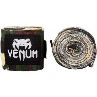 Venum Kontact Boxing Handwraps - 4m - Forest
