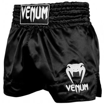 Venum Muay Thai Shorts Classic - BlackWhite
