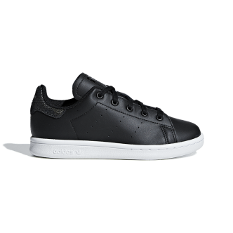 STAN SMITH C        CBLACKCBLACKFTWWHT01Z