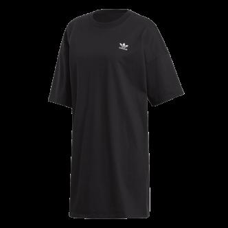 TREFOIL DRESS       BLACK09T