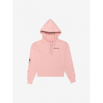 Sweats, Pulls Champion Pour Femmes - Hooded Crop T