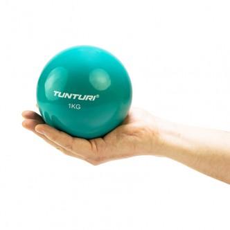 TUNTURI YOGA BALL 1KG