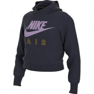 G NSW AIR CROP FT HOODIE 1120