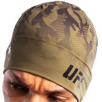 """Venum """"Official UFC FightWeek"""" Beanies - Khaki 05"""