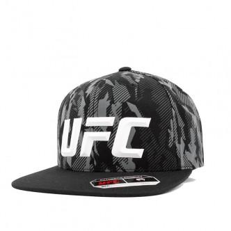 "Venum ""Official UFC FightWeek Snapback"" Hat - Blac"