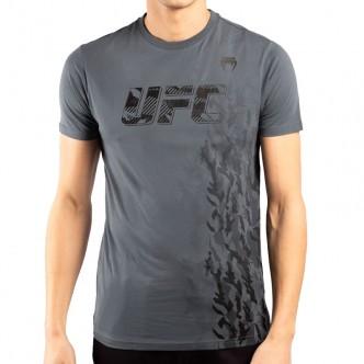 """Venum """"Official UFC Fight Week"""" T-Shirt - Grey 05"""
