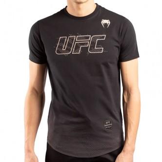 """Venum """"Official UFC Fight Week 2"""" T-Shirt - Black"""