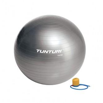 TUNTURI GYMBALL 75CM SILVER