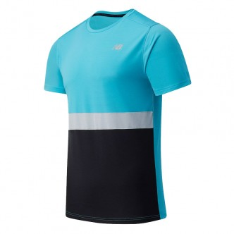 Striped Accelerate Short Sleeve